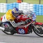 Daniel på en Honda CB350. Foto: F.R.O.G Photo